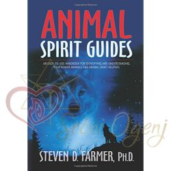 Knjiga Animal Spirit Guides_logo