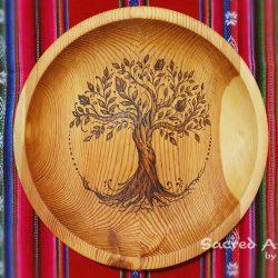 Lesen kroznik - drevo zivljenja 1 - vodni zig