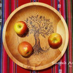 Lesen kroznik - drevo zivljenja 2 - vodni zig