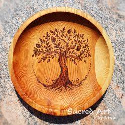 Lesen kroznik - drevo zivljenja 3 - vodni zig